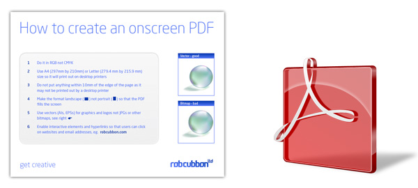 PDF image with Acrobat icon