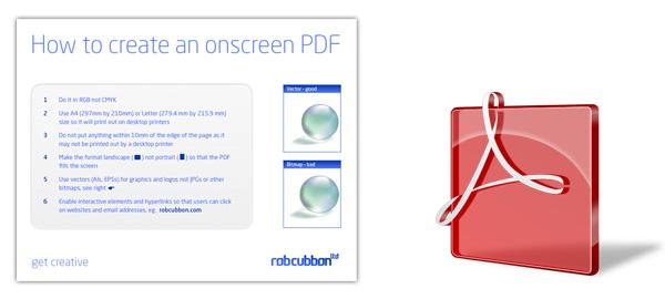 PDF image with Acrobat icon