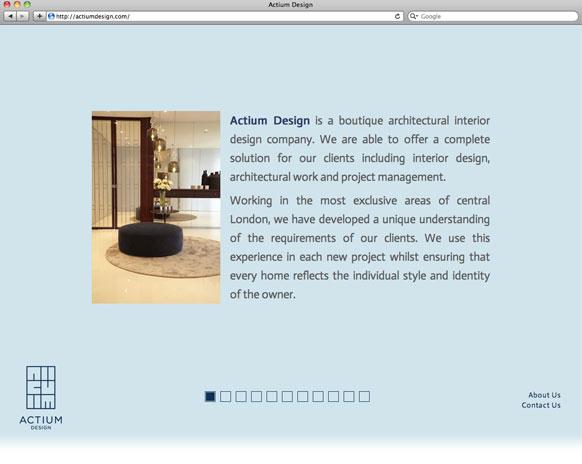 actium design