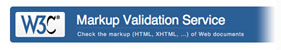 w3c markup service