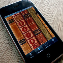 iphone books