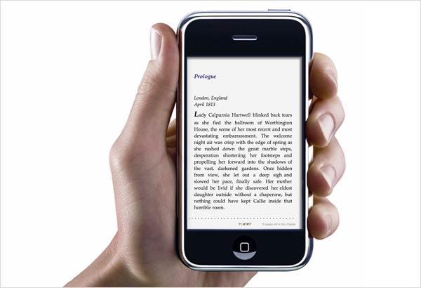 iphone ebook