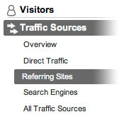 referring sites