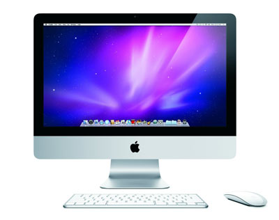 Apple iMac 21.5 Inch Desktop