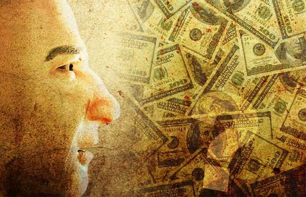 designer and money
