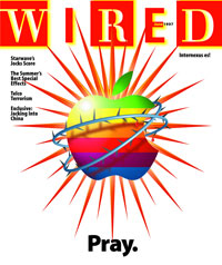 wired apple pray