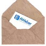 Adding AWeber Sign-up Form to WordPress with E-book Incentive