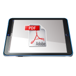 pdf icon on ipad