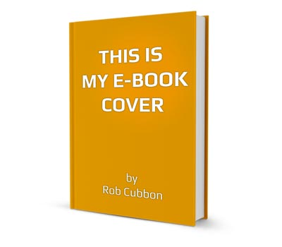 Create a Free 3D E-Book Cover