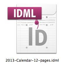 2013-Calendar-12-pages-idml