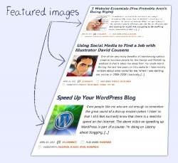 Featured Images in WordPress Widgets using Genesis