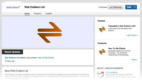 rob cubbon linkedin