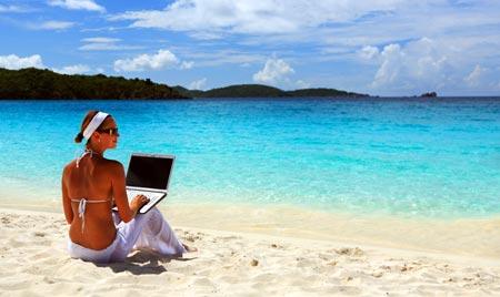 entrepreneur-on-beach