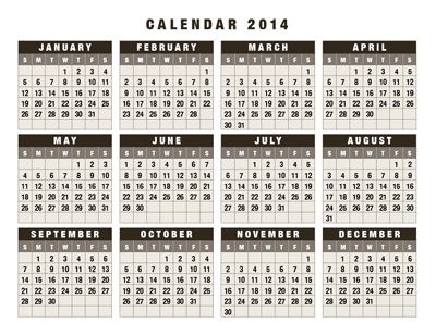 calendar-2014-year-to-a-page-id-sun-start