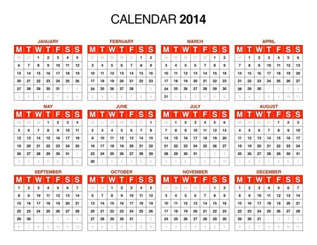 landscape calendar pdf