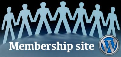membership-site-wordpress
