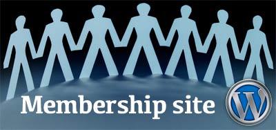 membership-site-wordpress