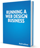 running a web design business e-book