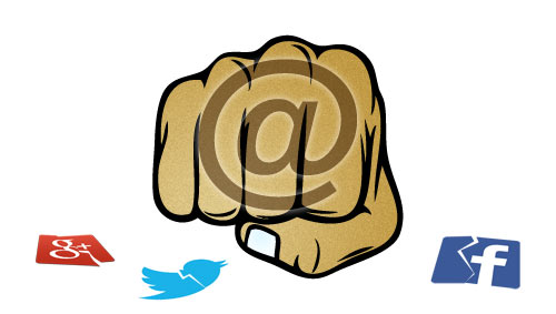email marketing beats facebook twitter and google plus