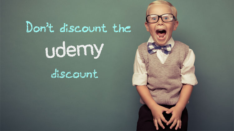 Udemy Discounts