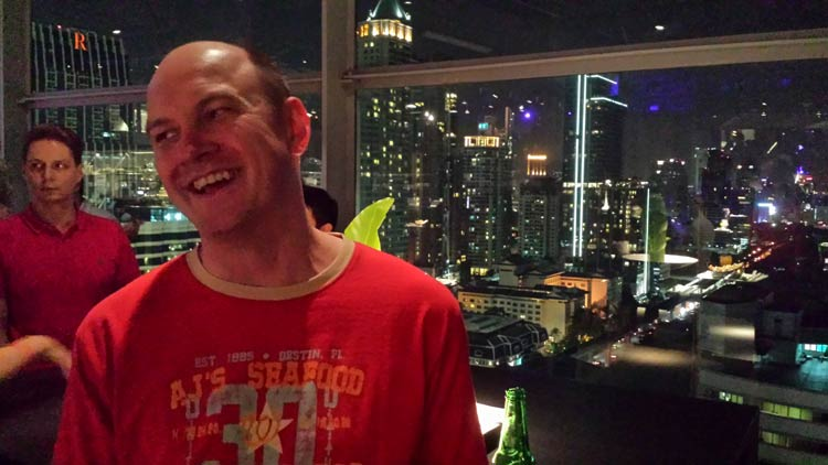 rob cubbon in bangkok-rooftop-bar
