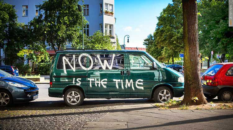 dnx berlin now is the time