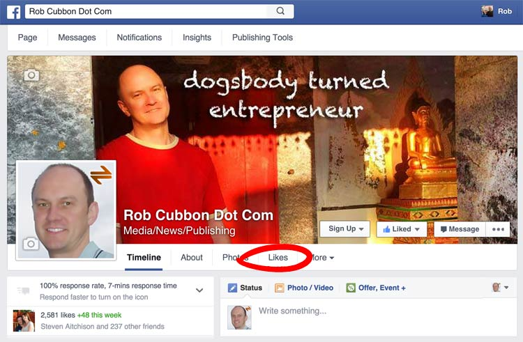 rob-cubbon-facebook-page