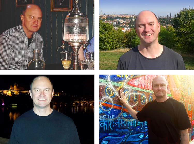 rob cubbon in berlin and prague