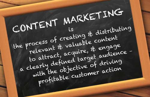 long definition of content marketing