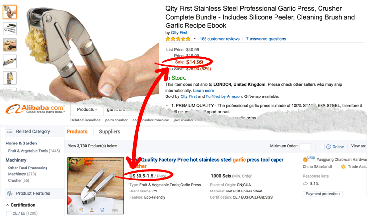 How To Become An Amazon Seller – listing on amazon and alibaba