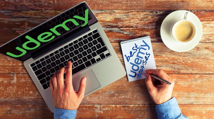 the best udemy courses