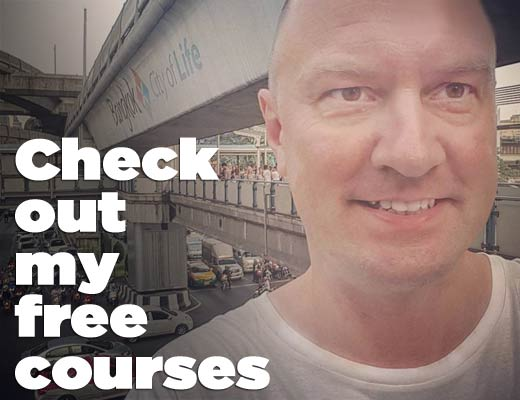 free courses by rob cubbon