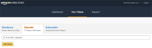 uploading video and How To Sell Video Courses On Amazon Video Direct