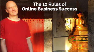 10 Rules For Online Business Success