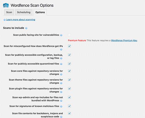 wordfence-scanning-options