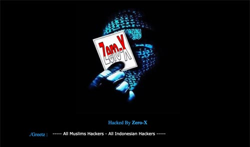 indonesian hackers calling card