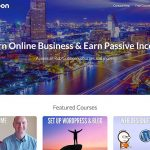 selling courses on my site with teachable