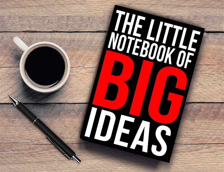 notebook for entrepreneurs