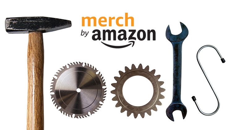 the best tools for Merch by Amazon